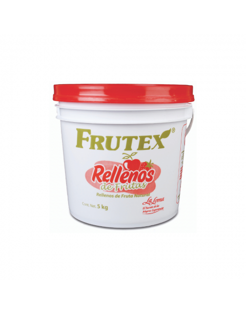 FRUTEX® RELLENOS HORNEABLES