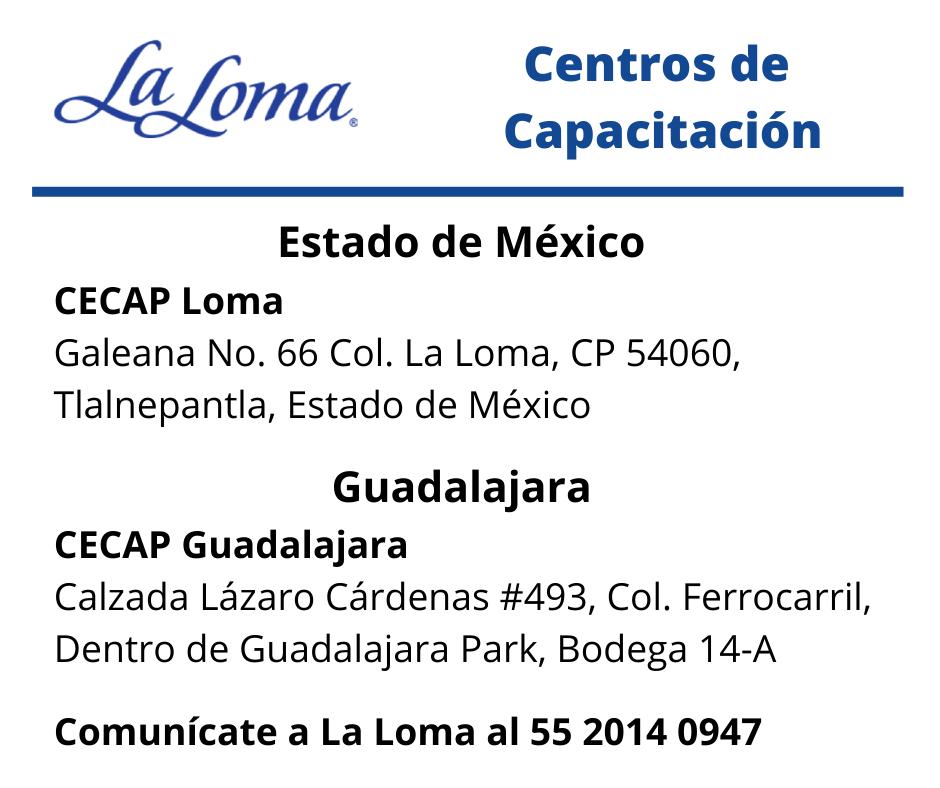 Centros de Capacitación La Loma